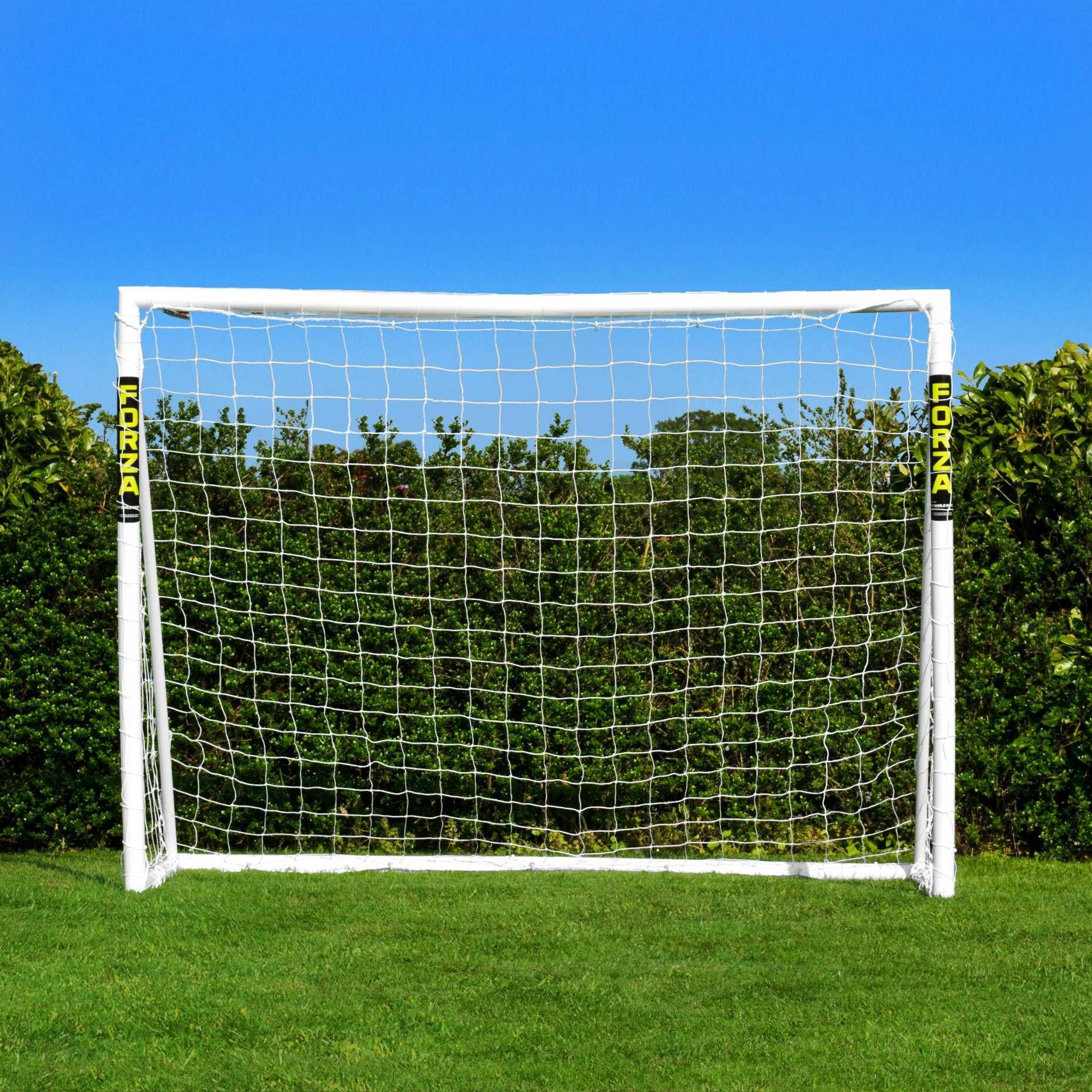 8 x 6 FORZA Soccer Goal Post | Soccer Goals | Soccer Goal ...