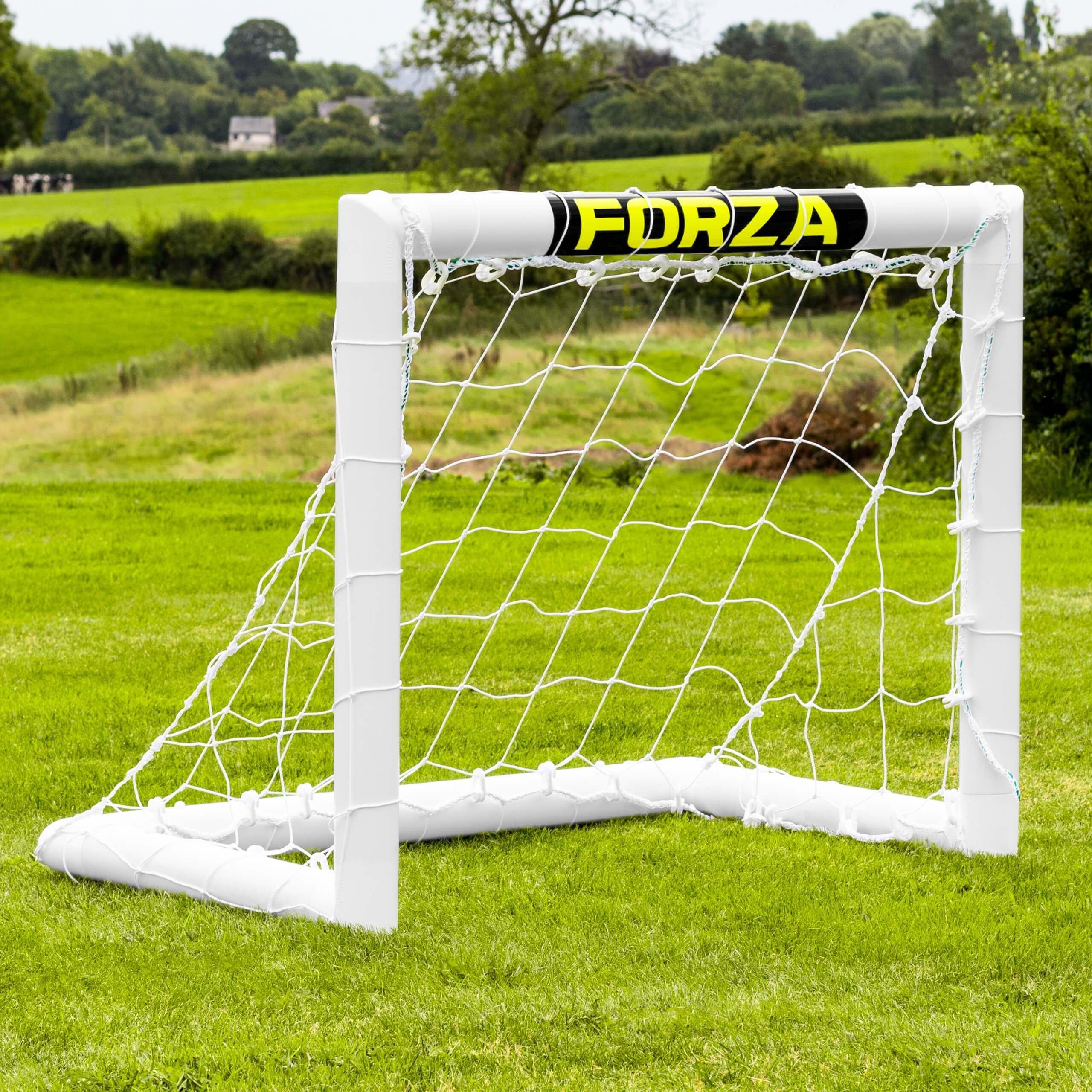 FORZA Mini Soccer Goal | Soccer Goal For Under 5's ...