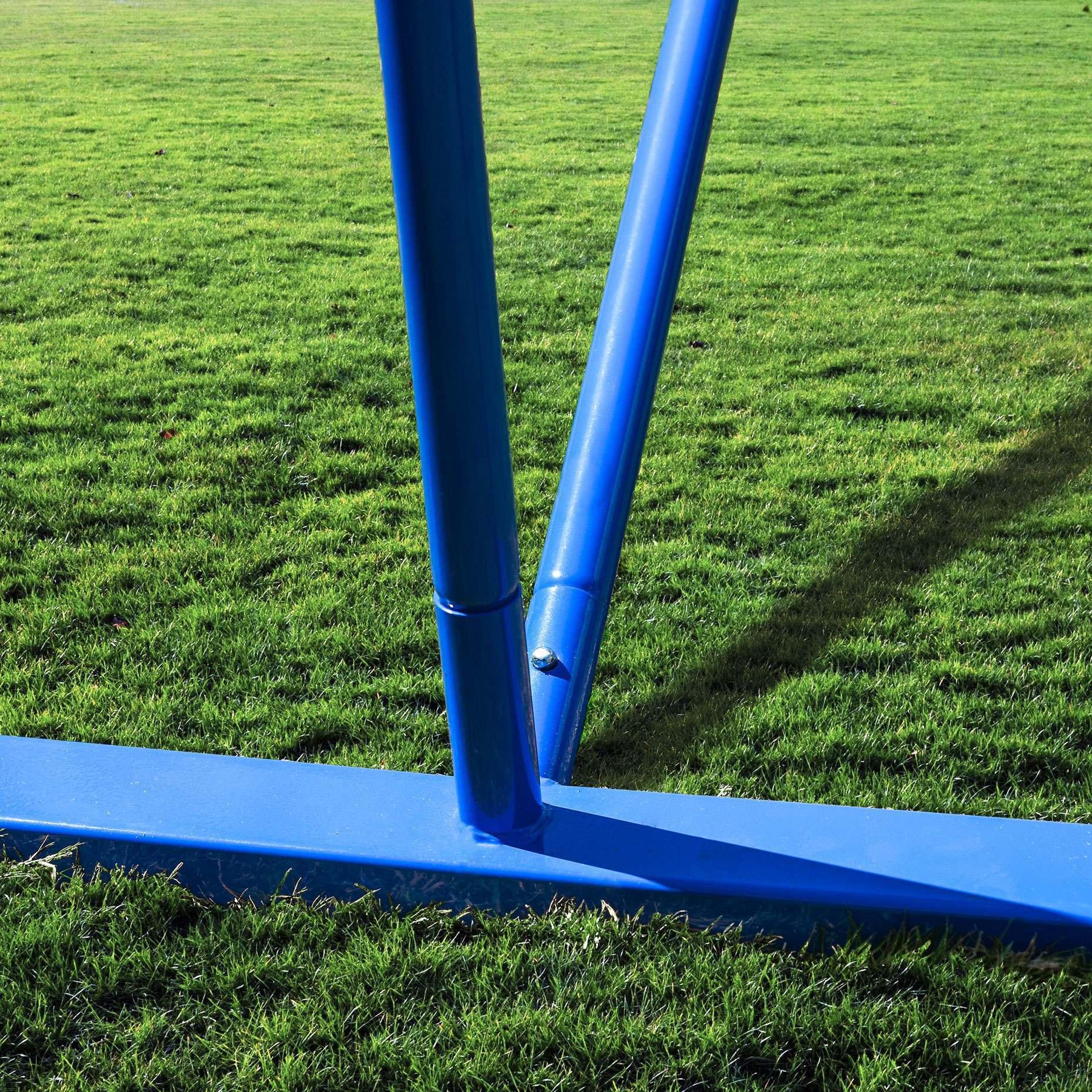 Soccer Training Net   Adjustable Net Height