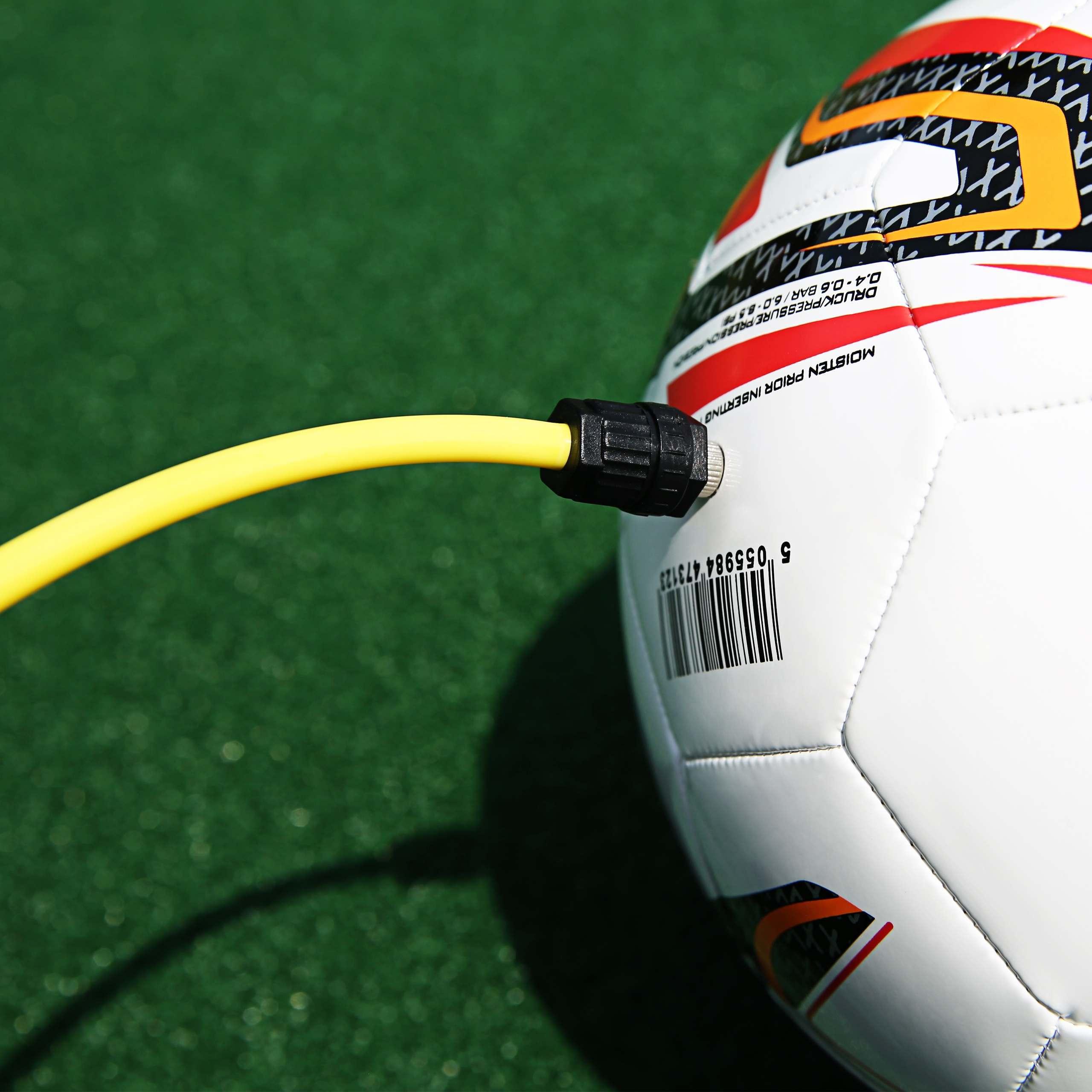 FORZA Pump That Ball™ Soccer Ball Pump | Best Ball Pumps For Soccer Balls