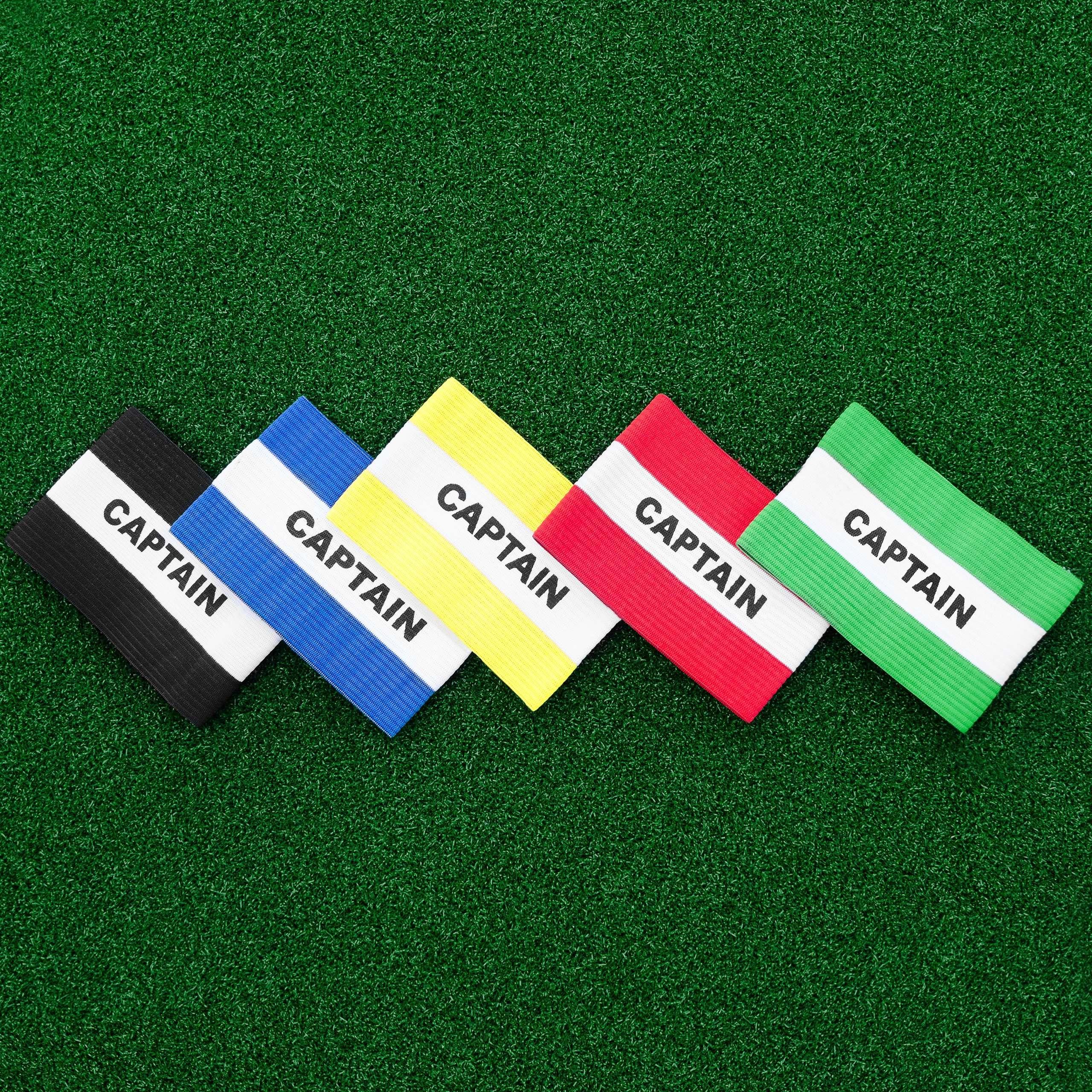 Soccer Team Captain's Armbands | Soccer Captain's Armbands (Range of Colors)