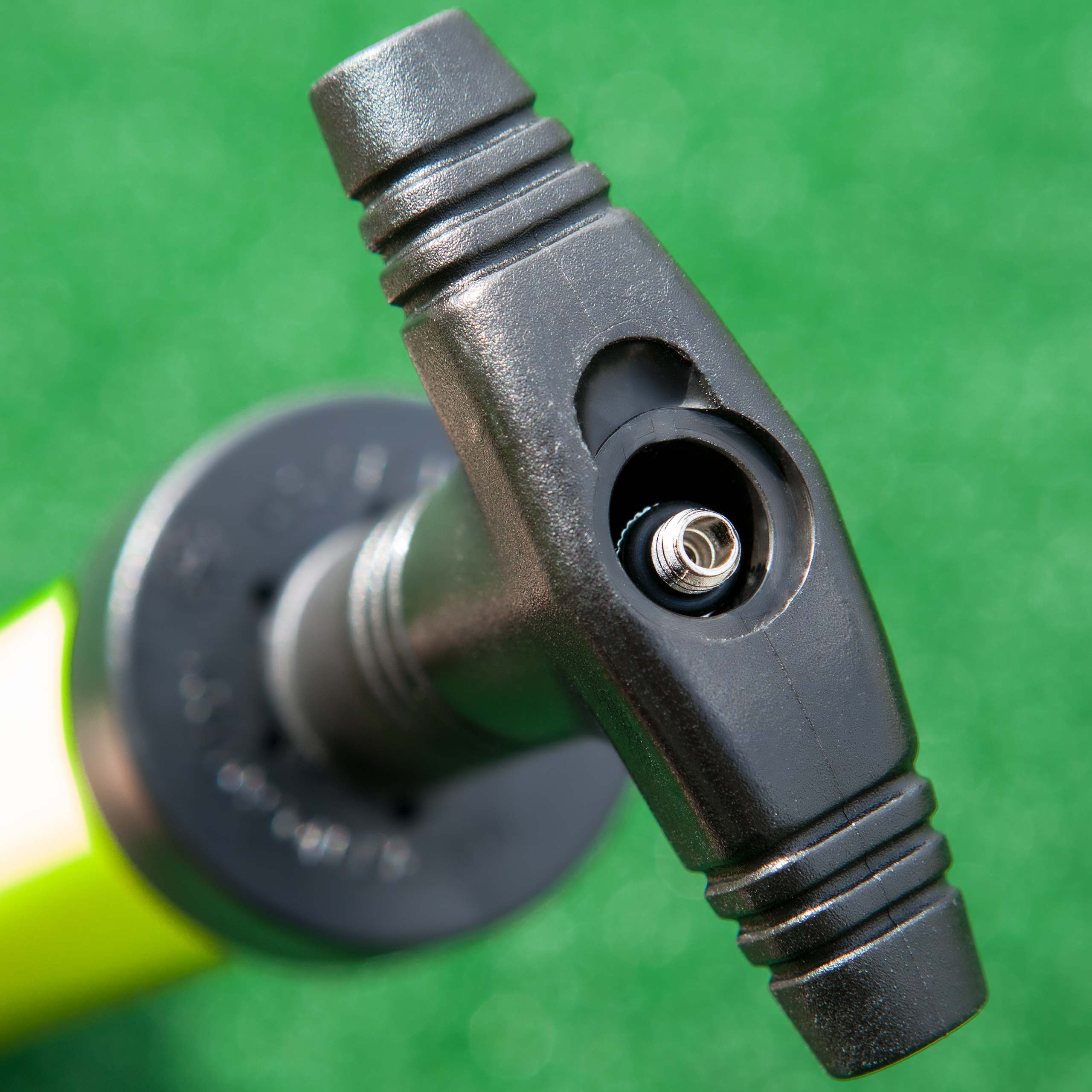 FORZA Pump That Ball™ Smart Needle Storage | Soccer Ball Pump And Needle